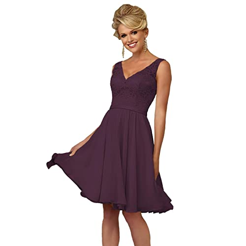 6382c6dfcf3af Plum Bridesmaid Dress: Amazon.com