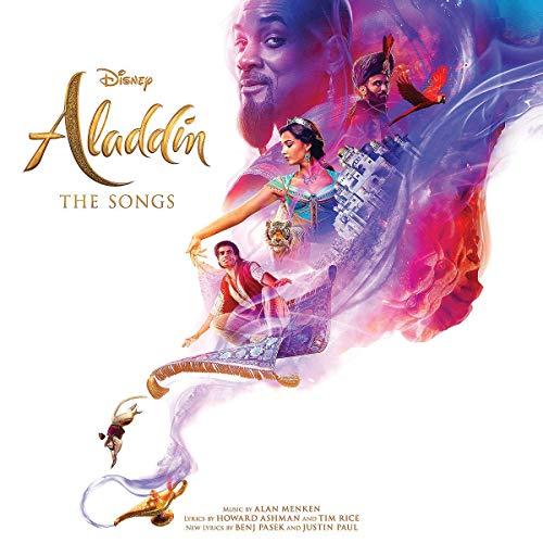 Aladdin: The Songs [Disco de Vinil]