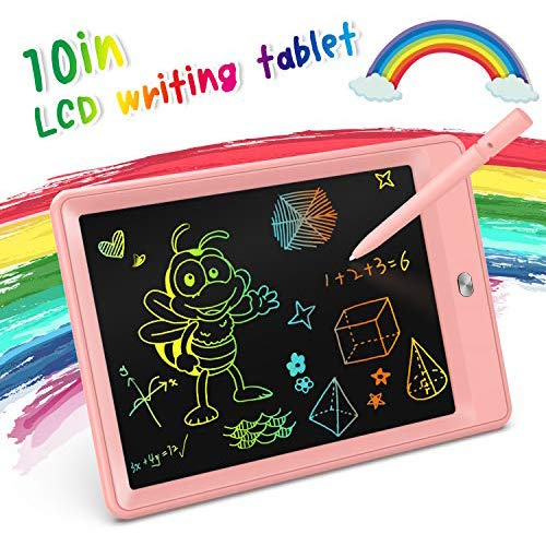 KOKODI LCD Writing Tablet, 10 Inch Colorful Toddler...