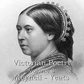 Victorian Poetry - Volume 3 cover art