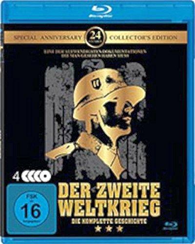 Der Zweite Weltkrieg - Die komplette Geschichte [Blu-ray]