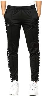 Kappa Mens 222 Banda Astoria Vintage Slim Snap Track Pants