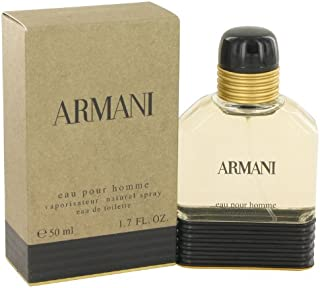 Giorgio Armani Men Eau De Toilette EDT Spray 1.7oz / 50ml