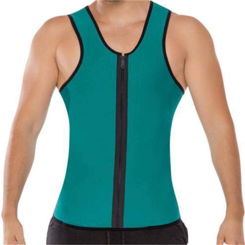 GODIWAN Super-cheap Men Slimming Belly Vest Neoprene Body New Orleans Mall Ab Shaper