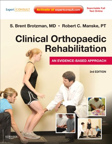 Clinical Orthopaedic Rehabilitation: An Evidence-Based Approach: Expert Consult - Online and Print (Expert Consult Title