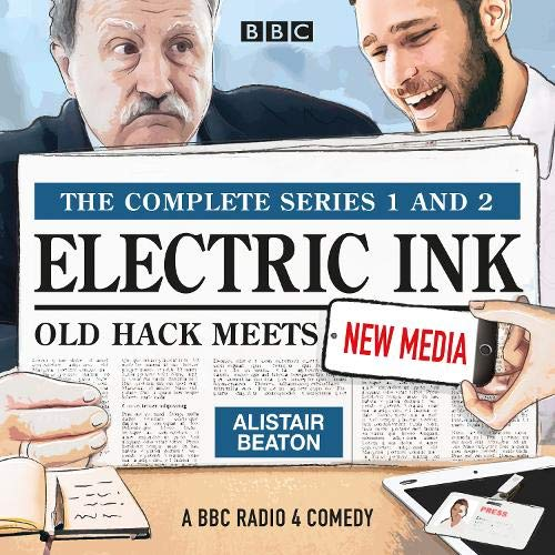 Electric Ink: The Complete Series 1 and 2 cover art