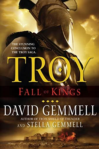 Troy Fall of Kings The Troy Trilogy product image