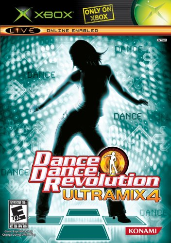 Dance Dance Revolution Ultramix 4 - Xbox (Game)