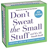 Don t Sweat the Small Stuff... 2020 Day-to-Day Calendar