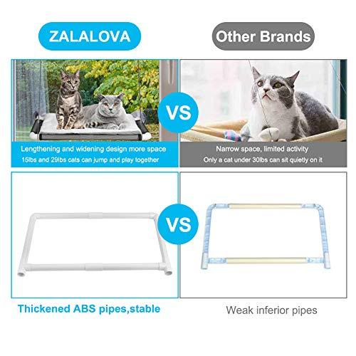 ZALALOVA Cat Window Perch