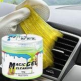 Magic Cleaning Gel, Durable, Reu...