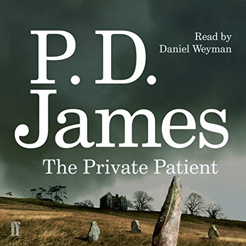 The Private Patient cover art