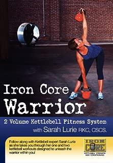 Iron Core Warrior Volume 1 and Volume 2 DVD's