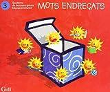 Mots Endreçats. Quaderns de lectoescriptura 3: Educació Infantil - 9788447405749