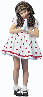 Child's Shirley Temple Halloween Costume (Size: Small 4-6)