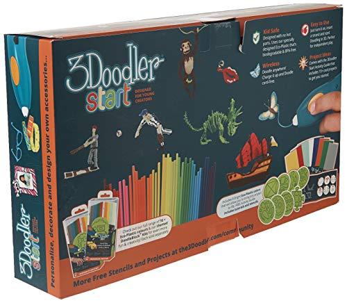 3Doodler Start Super Mega 3D Pen Set For Kids - 3