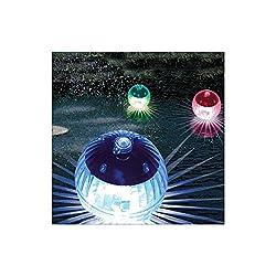 LED Schwimmkugel Set
