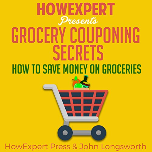 Grocery Couponing Secrets cover art