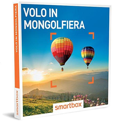 Smartbox Cofanetto Regalo- VOLO IN MONGOLFIERA - 11 esperienze di volo