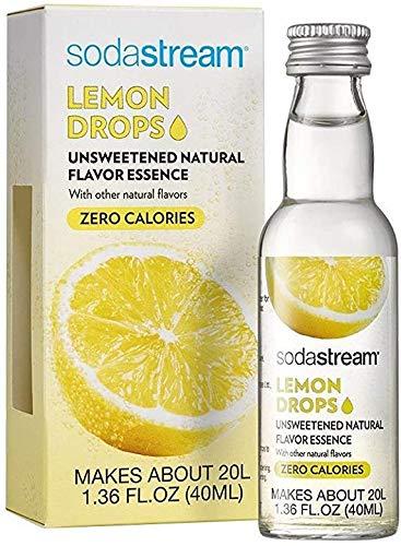 SodaStream Lemon Drops Sparkling Water Mix 1.36 oz. 1 pk