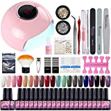 Saint-Acior Kit 20pc Vernis Gel ...