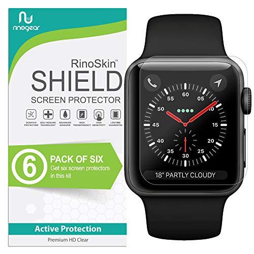 RinoGear Sport Premium 42mm Apple Watch Screen Protector