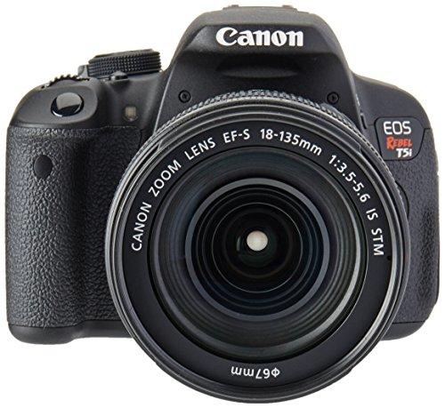 Canon EOS Rebel T5i 18-135mm IS STM Digital SLR Camera Kit