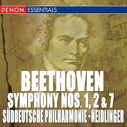 Gunter Neidlinger & Suddeutsche Philharmonie