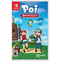 Nintendo Switch Poi Explorer's Edition (輸入版)