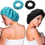 2 Stück Frottee Haarband Kopfwickel Haarhalter Makeup Dusche Stirnband für Makeup Gesichtswäsche