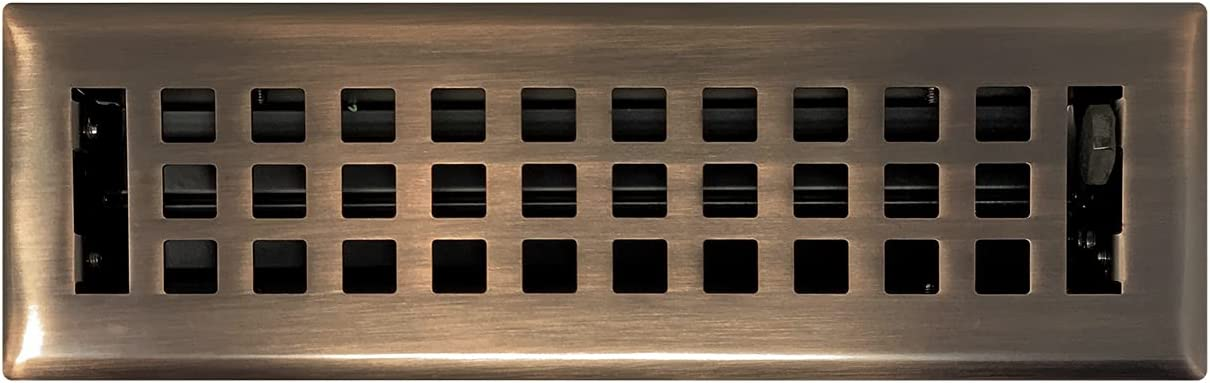 Madelyn Carter Artisan Oil Rubbed Bronze Steel trend rank Vent 2