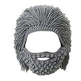 Lantra Besa Mujer Hombre Peluca Sombrero de Barba Sombrero...