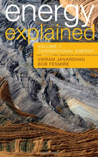 Image of Energy Explained: Conventional Energy and Alternative, Volume 1 & 2 (Volumes 1 and 2)