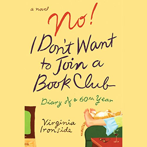 No! I Don't Want to Join a Book Club cover art
