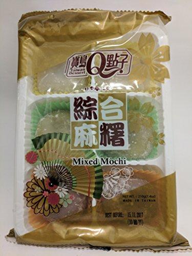 Royal Family Japanese Mixed Mochi 6er Pack, netto 210 g