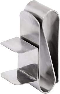 silver cue chalk holder