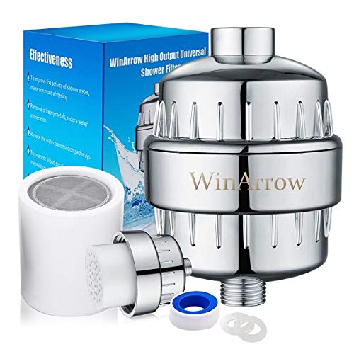 WinArrow High Output Universal Shower Filter Chlorine