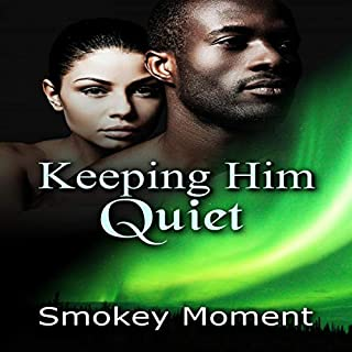Keeping Him Quiet audiobook cover art