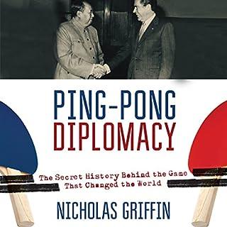 Ping-Pong Diplomacy cover art