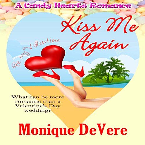 Kiss Me Again audiobook cover art