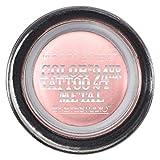 Maybelline New York Eyestudio ColorTattoo Metal 24HR Cream Gel Eyeshadow, Inked in Pink, 0.14 Ounce (1 Count)