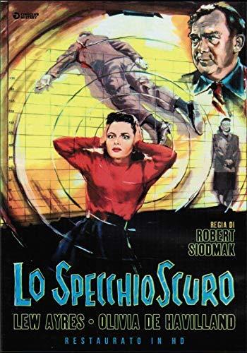 Der schwarze Spiegel / The Dark Mirror ( 1946 ) ( ) [ Italienische Import ]