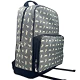 The SP BackPack in Grey Smell Proof BackPack, Large