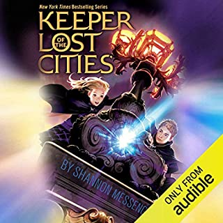 Keeper of the Lost Cities                   By:                                                                                                                                 Shannon Messenger                               Narrated by:                                                                                                                                 Caitlin Kelly                      Length: 12 hrs and 40 mins     7 ratings     Overall 4.7