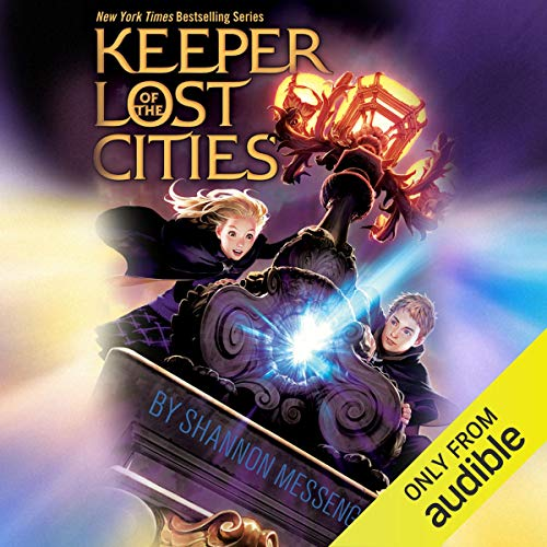 Keeper of the Lost Cities Titelbild