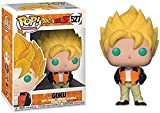 ZSDD Pop Dragon Ball - Goku (Vestido Casual) Pop Animotion Series Figura de Vinilo Coleccionable...
