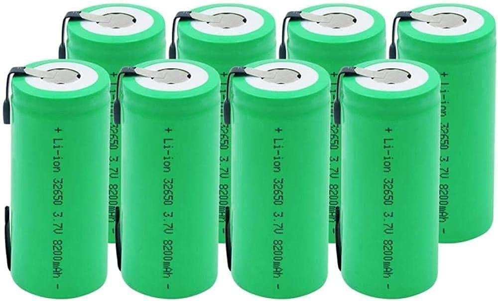 Rechargeable Battery 3.7V 8200Mah Lith Li 32650 Ion New product type Fort Worth Mall