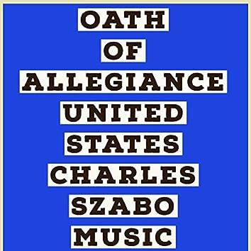 Oath of Allegiance United States (Spoken)