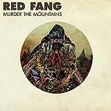 Red Fang: Murder The Mountains - Aqua Blue and Halloween Orange Galaxy Merge [Vinyl LP] (Vinyl)