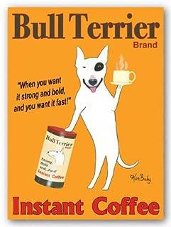 Bull Terrier Brand by Ken Bailey 10